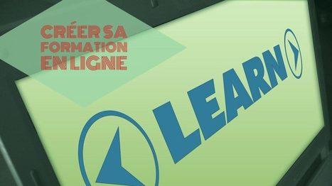 Créer sa formation en ligne en 3 étapes simples et efficaces #LearnyBox #Startup | l'accompagnement quotidien de la vie active et professionnelle - coaching | Scoop.it