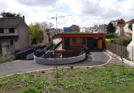 En visite à Rosny-sous-bois | Les colocs du jardin | Scoop.it