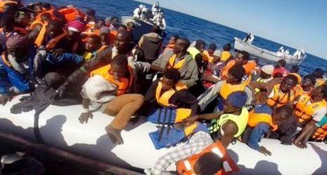 Italia rescata a 4.500 inmigrantes en aguas del Mediterráneo | NOTICIAS CIENCIAS SOCIALES NSD | Scoop.it