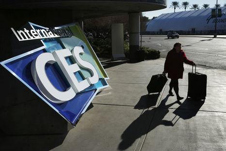 Au CES de Las Vegas, biberons connectés et enceintes volantes | Technology | Scoop.it