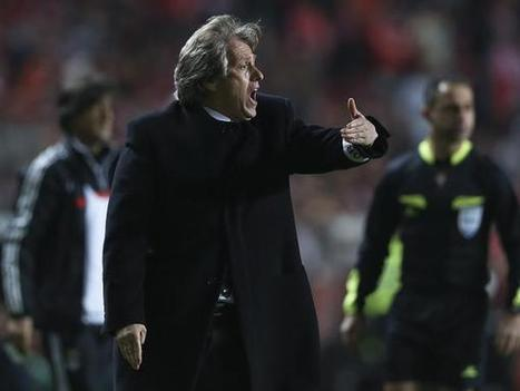 Benfica - Olhanense - Benfica: Jorge Jesus falha o jogo do título   Maisfutebol.iol.pt   Benfica   Scoop.it