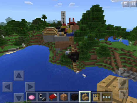 Minecraft Global Challenge (for parents, teachers and guardians) | Differentiated and ict Instruction | Scoop.it