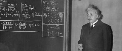 Har funnet ukjent Einstein-teori | Fysikk | Scoop.it