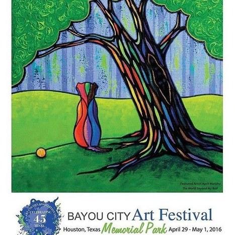 The Bayou City Art Festival - Houston | Art & Design Matters | Scoop.it