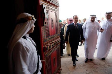 S'allier à Riyad, le pari risqué de François Hollande   Pour la classe de FLE   Scoop.it
