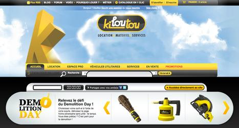 Kiloutou : Une présence très développée sur les outils numériques et web social   Personal Branding and Professional networks - @TOOLS_BOX_INC @TOOLS_BOX_EUR @TOOLS_BOX_DEV @TOOLS_BOX_FR @TOOLS_BOX_FR @P_TREBAUL @Best_OfTweets   Scoop.it