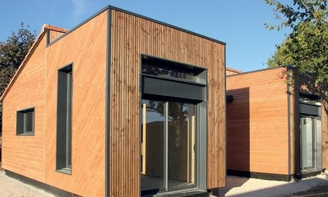 Construction et chauffage : atouts de la filière bois | Conseil construction de maison | Scoop.it
