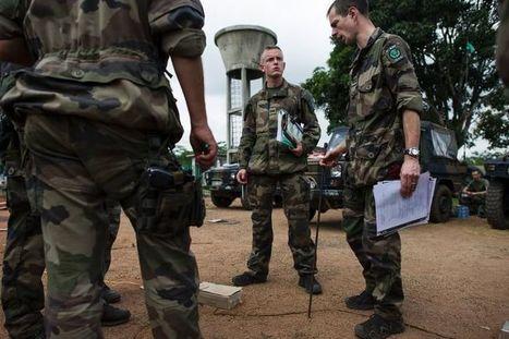 Les forces françaises déjà actives à Bangui   Centrafrique   Scoop.it