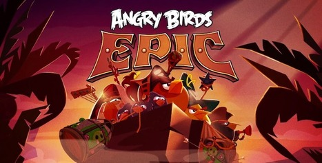 Download Angry Birds Epic for Android   Android Valley   Android   Scoop.it