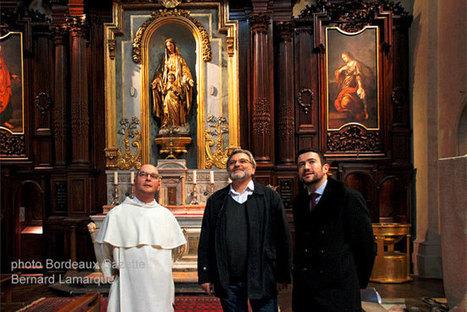 Les retables de l'église Saint Paul Saint François Xavier inaugurés | Bordeaux Gazette | Scoop.it