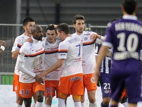 Montpellier, Toulouse play out fiery draw - Sports Mole | MHSC | Scoop.it