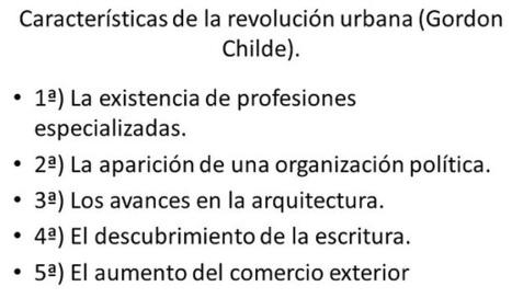 LA REVOLUCIÓN URBANA | Geografía e Historia | Scoop.it