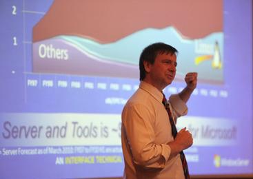 Jeffrey Snover Discusses Windows Server 8   Windows Infrastructure   Scoop.it