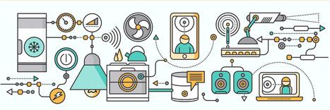 Internet des Objets : les quatre piliers d'une stratégie réussie   Consulting-IT   Scoop.it