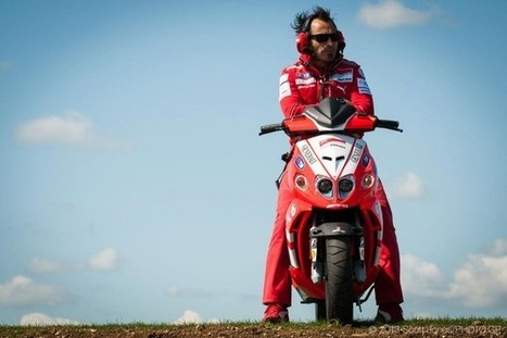 It's Not a Matter of If, But When Ducati Builds a Scooter | Ductalk Ducati News | Scoop.it