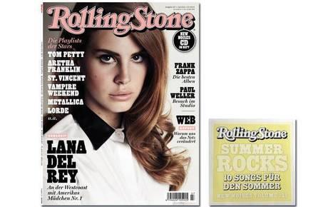 ROLLING STONE in July 2014 - Cover Story: Lana Del Rey: Girl # 1 - Germany | Lana Del Rey - Lizzy Grant | Scoop.it