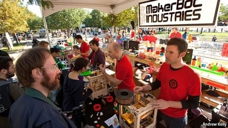MAKER FAIRE More than just digital quilting | Design participatif : méthodes, théories, approches multimédia. | Scoop.it