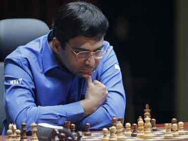 Chess Masters: Anand finishes fifth after another draw in final round   Chess on the net   Scoop.it
