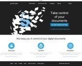 docTrackr. Partage de documents en mode securise. | Les outils du Web 2.0 | Scoop.it