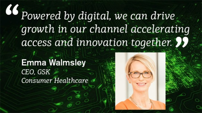 Emma Walmsley - Believer in Digital - to Become CEO of GSK! | Pharmaguy's Insights Into Drug Industry News | Scoop.it