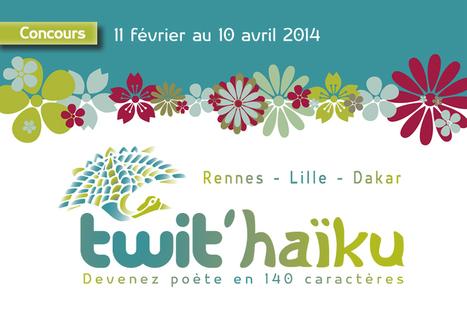 Concours de haïkus sur Twitter | Autour de l'info doc | Scoop.it