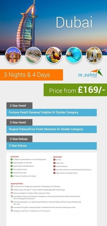Are you planning for #Holiday #trip? #MZahid offers amazing holiday #packages @best rates.   Holiday Packages   Scoop.it