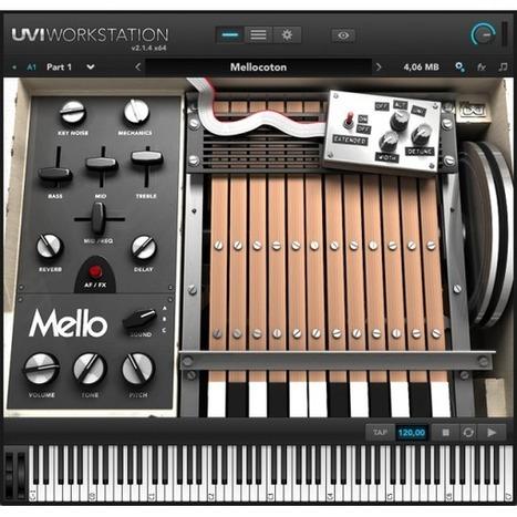 Get a Multi-Sampled Mellotron, Free [Mac, Windows] - Create Digital Music | DIY Music & electronics | Scoop.it