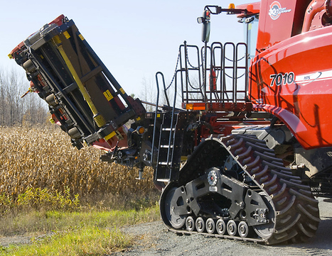 4 Tips for Avoiding Compaction at Harvest | Corn Yield | Scoop.it