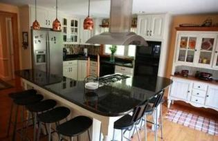 One-floor living and plenty of closet space - Boston Globe | HomeCentrL In The Kitchen | Scoop.it