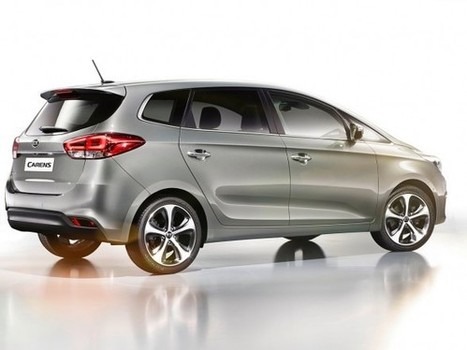 2013 Kia Carens Price and Specification | Car models | Scoop.it