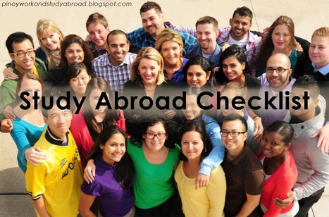 What to Consider If You Want to Study Abroad? - Pinoy Work and Study Abroad | Immigration 101 | Scoop.it