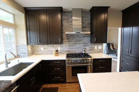 Kitchen Remodel with Thermador Appliances in Laguna Niguel: APlus Interior Design & Remodeling | kitchen remodeling orange county | Scoop.it