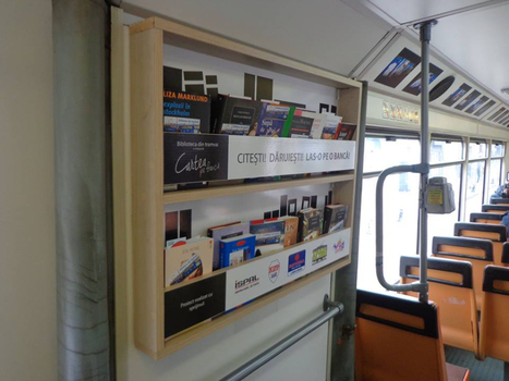 Tram turns into a mobile library in Romania's Iasi | Reading discovery | Scoop.it