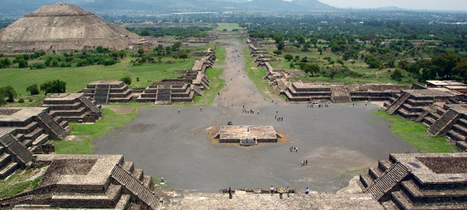Ancient and modern cities follow same development rules | Archaeology News | Scoop.it