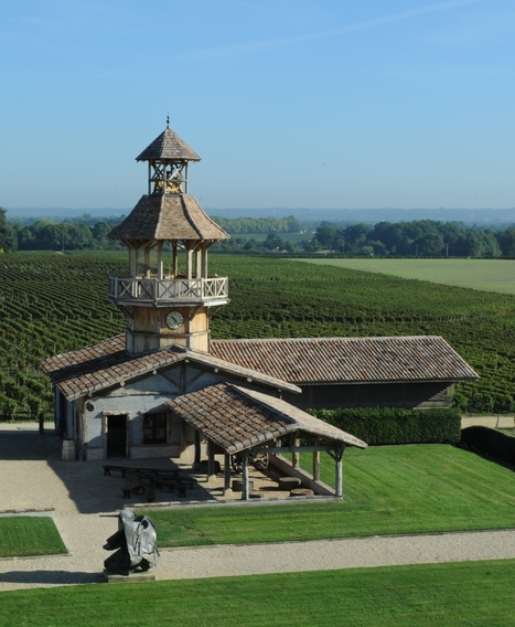 Vignoble bordelais : des routes du vin mythiques | Le vin quotidien | Scoop.it