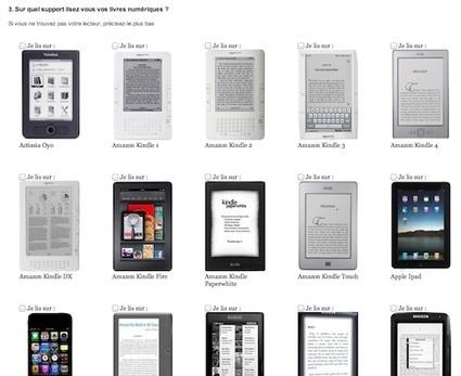 Les lecteurs numériques à l'honneur chez Babelio | BiblioLivre | Scoop.it