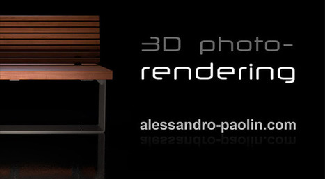 Alessandro Paolin, 3D rendering and video | ItalianDirectory | Digital publishing and printing | Scoop.it