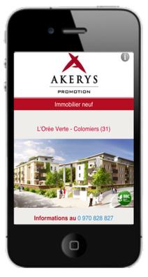 MyFeelBack Marketing pour l'acquisition de leads ( fichiers qualifiés ) par le groupe immobilier AKERYS | e-CRM actors | Scoop.it