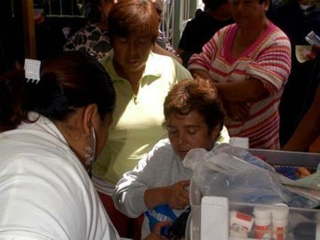 Se realizan caravanas de la salud en México TENDENCIAS • 21 NOVIEMBRE 2012 - 2:42PM — BLANCA VALADEZ | JUEGOS COOPERATIVOS Y SALUD | Scoop.it