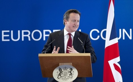 David Cameron may support EU referendum laws before 2015 - Telegraph | The Indigenous Uprising of the British Isles | Scoop.it