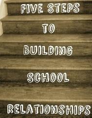 Padawan Principal: Five Ways to Building School Relationships | School Leadership | Scoop.it