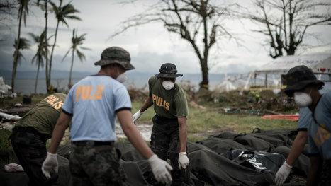 Wie steunt de Filipijnen en hoe? | actua Naima | Scoop.it