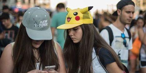 Une semaine au régime «PokémonGo» | Veille & Culture numérique | Scoop.it
