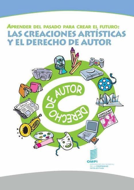 Libro - Las creaciones artísticas y el derecho de autor | LabTIC - Tecnología y Educación | Scoop.it