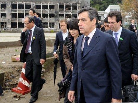 François Fillon à Ishinomaki, ville portuaire japonaise dévastée par le tsunami | Japan Tsunami | Scoop.it