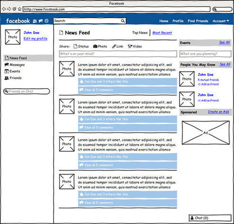 13 Super Useful UI Wireframe Tools | Tools | Website development tools | Scoop.it