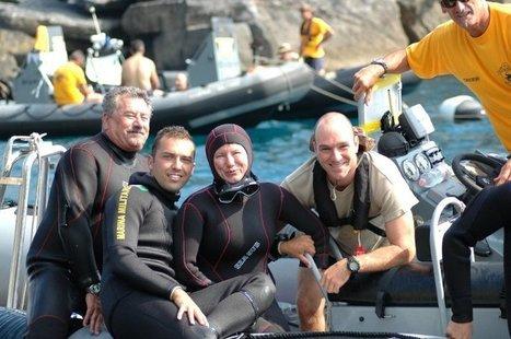 Gli incursori del Comsubin in mare con i disabili - Citta della Spezia | Immersioni sub in Italia | Scoop.it