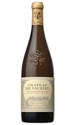 Châteauneuf-du-Pape - Château de Vaudieu 2012 Blanc - Vendu ici | Les Vins de France | Scoop.it