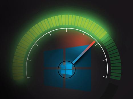 How to make Windows 10 faster: 5 ways to speed up your PC | Free Tutorials in EN, FR, DE | Scoop.it