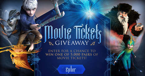 Sun-Maid Movie Ticket Giveaway   Advertising and Social Media Tools   Scoop.it